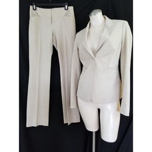 The Limited Size 2 0 Light Beige Pant Career Suit